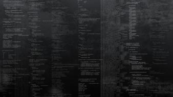 Doom code programming wallpaper