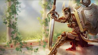League of legends leona Wallpaper