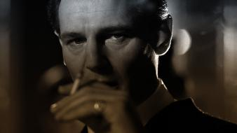 Liam neeson schindlers list cigarettes movies wallpaper