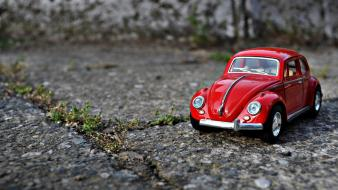 Macro objects toy cars Wallpaper