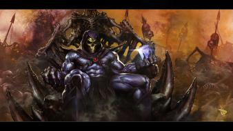 Masters of the universe skeletor wallpaper