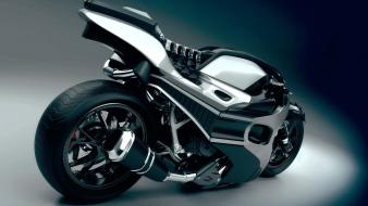 Motor motorbikes renders wallpaper