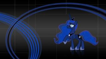 My little pony princess luna backgrounds wallpaper