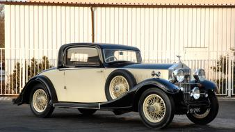 Rolls royce cars old vintage wallpaper