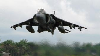 Sierra leone fighter jets harrier vehicles Wallpaper