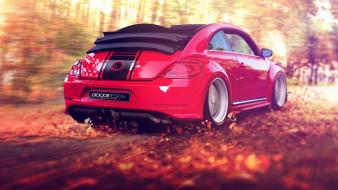 Vdub volkswagen beetle cars wallpaper