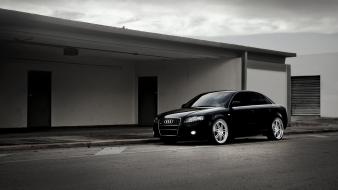 Audi a4 german cars automobiles luxury sport wallpaper