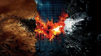 Batman begins the dark knight wallpaper