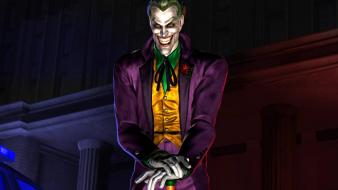 Batman dc comics the joker villians wallpaper