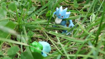 Bulbasaur golduck pokemon grass green wallpaper