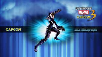 Capcom jill valentine marvel vs 3 comics wallpaper