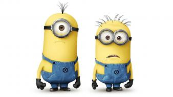 Despicable me 2 cartoons minions movies wallpaper