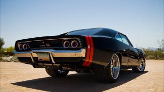 Dodge charger rt muscle cars old wallpaper