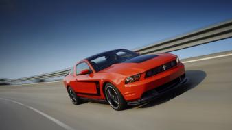 Ford mustang boss 302 cars supercars vehicles wallpaper