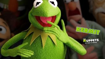Kermit the frog muppet show movies wallpaper