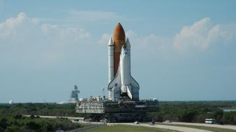 Nasa space shuttle discovery usa outer wallpaper
