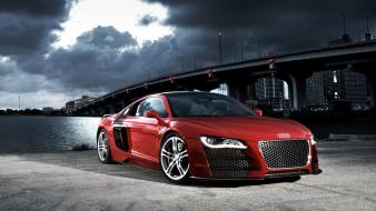 Audi r8 cars data Wallpaper
