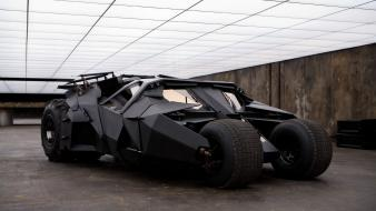 Batman batmobile cars wallpaper
