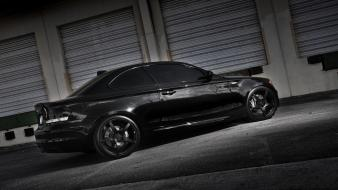 Bmw black cars monochrome sports tuning wallpaper