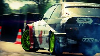 Bmw e36 m3 tv shows drifting cars wallpaper