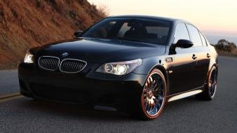 Bmw e60 automobiles cars vehicles wallpaper