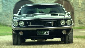 Challenge rt challenger dodge rt muscle cars wallpaper