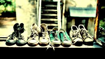 Converse shoes Wallpaper