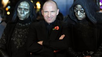 Death eaters harry potter ralph fiennes voldemort actors Wallpaper