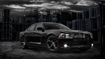 Dodge charger front muscle cars wallpaper