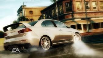 Evo x need for speed undercover cars wallpaper
