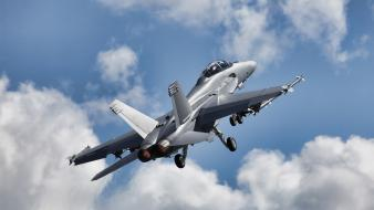 F18 hornet aircraft jet vehicles Wallpaper