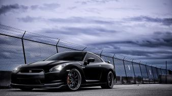 Jdm japanese domestic market nissan gtr r35 cars wallpaper