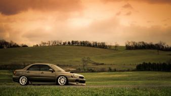 Jdm japanese domestic market subaru impreza cars wallpaper