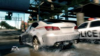 Lexus isf need for speed undercover cars games Wallpaper