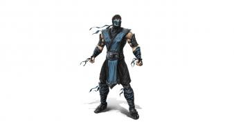 Mortal kombat pc video games wallpaper