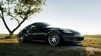 Nissan 370z cars vehicles Wallpaper