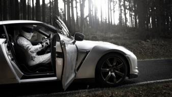 Nissan r35 gtr the stig top gear cars wallpaper