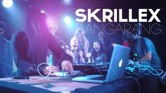 Skrillex soony john moore bass digital art dubstep wallpaper
