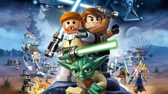 Anakin skywalker lego star wars legos obiwan kenobi wallpaper