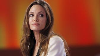 Angelina jolie february actress faces grand wallpaper
