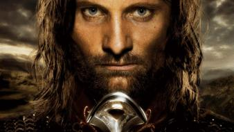 Aragorn the lord of rings viggo mortensen movies wallpaper