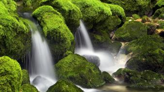 Austria landscapes nature waterfalls wallpaper
