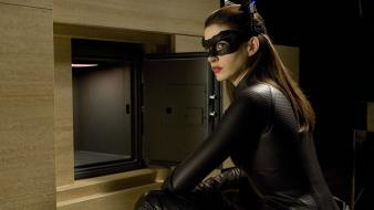 Batman the dark knight rises catwoman movies wallpaper