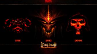 Blizzard entertainment diablo iii anniversary wallpaper