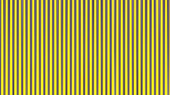 Blue patterns stripes yellow wallpaper