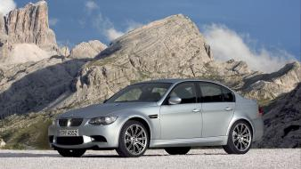 Bmw 3 sedan series e90 automobiles wallpaper