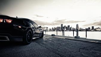 Chevrolet camaro ss cars cityscapes landscapes wallpaper