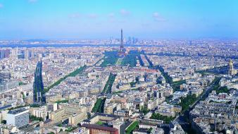 Eiffel tower paris architecture buildings cityscapes wallpaper