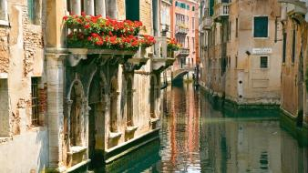 Europe italy venice architecture canal wallpaper