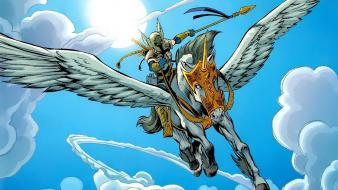 Fear itself marvel comics valkyrie marvel girls Wallpaper
